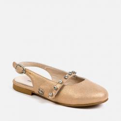 Kislány nyitott elegáns cipö MAYORAL 43151-090