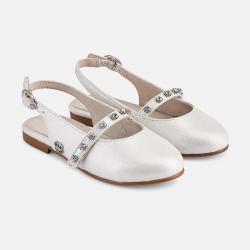 Kislány nyitott elegáns cipö MAYORAL 43151-092