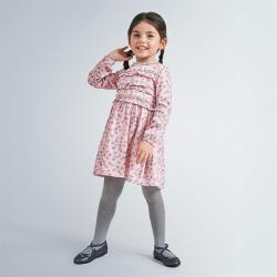 MAYORAL rózsaszín kislány ruha 4984-083 blush