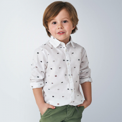 MAYORAL elegáns kisfiú ing 4141-034