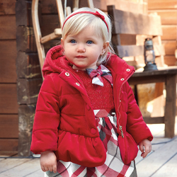 MAYORAL exkluziv kislány kabát 2411-031