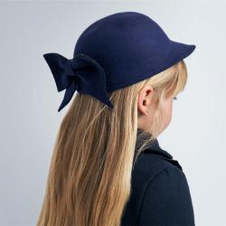 MAYORAL kislány sapka 10906-0218 navy