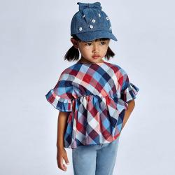 MAYORAL kislány blúz 3194-093 mist